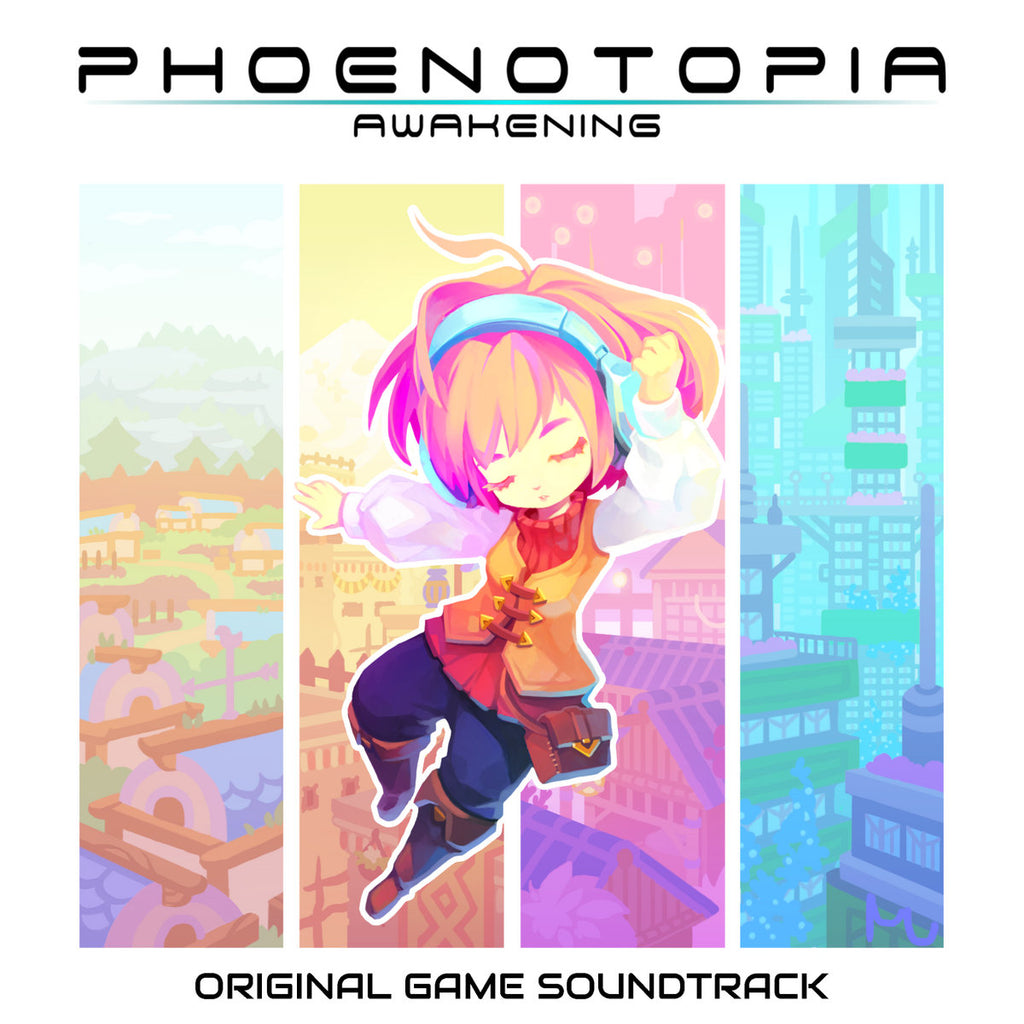 Phoenotopia Awakening OST // Interview with sillythewilly