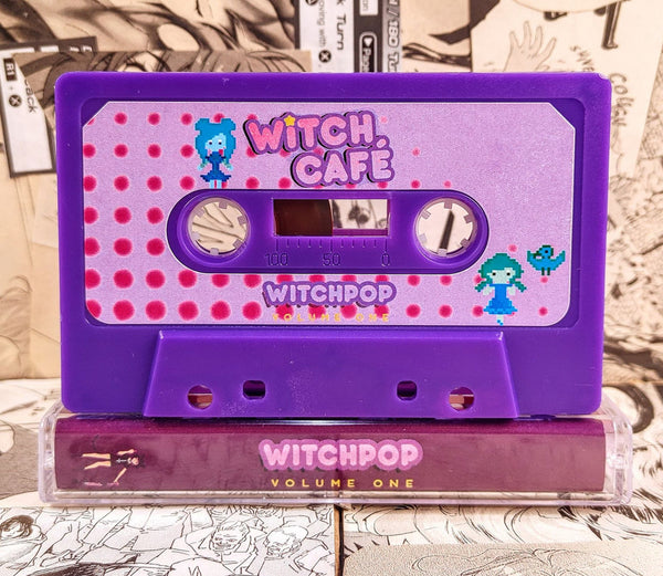 Witchpop Volume One Cassette