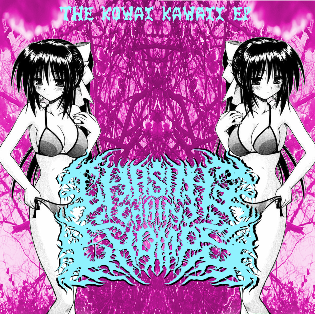 The Kowai Kawaii EP by Chasing Chain Chomps