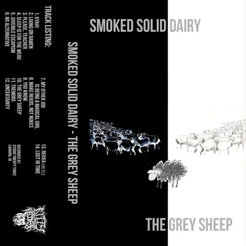 The Grey Sheep by Smoked Solid Dairy