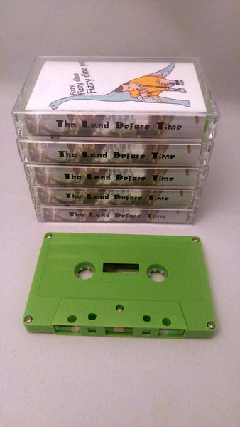 Land Before Time Cassette