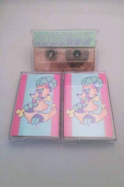 Super Duper Digi-Punk Split Vol.3 cassette