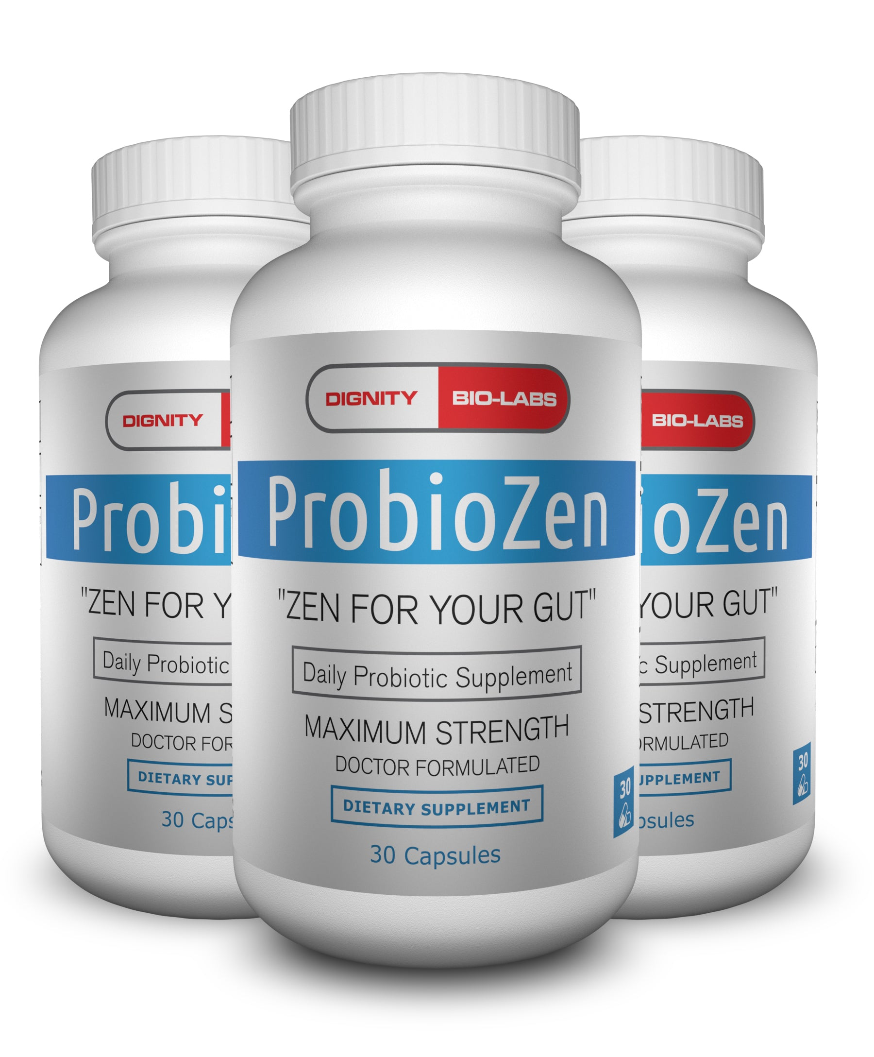 Probiozen<sup>®</sup> Daily Probiotic - OUT OF STOCK