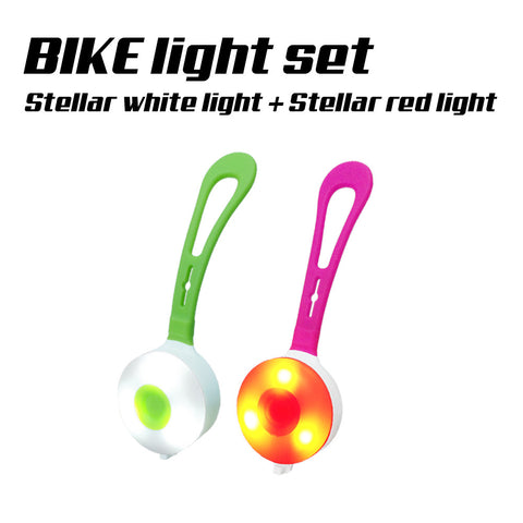 Stellar Red/White Safety light set
