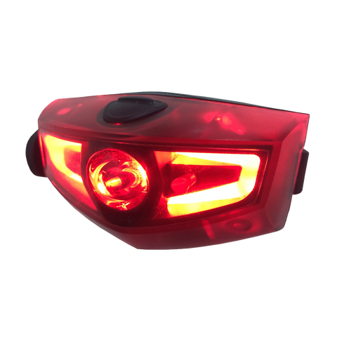 ANTARES Rechargeable Bike Taillight