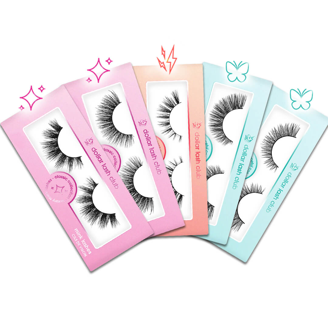 Lash Lovers (Mink)