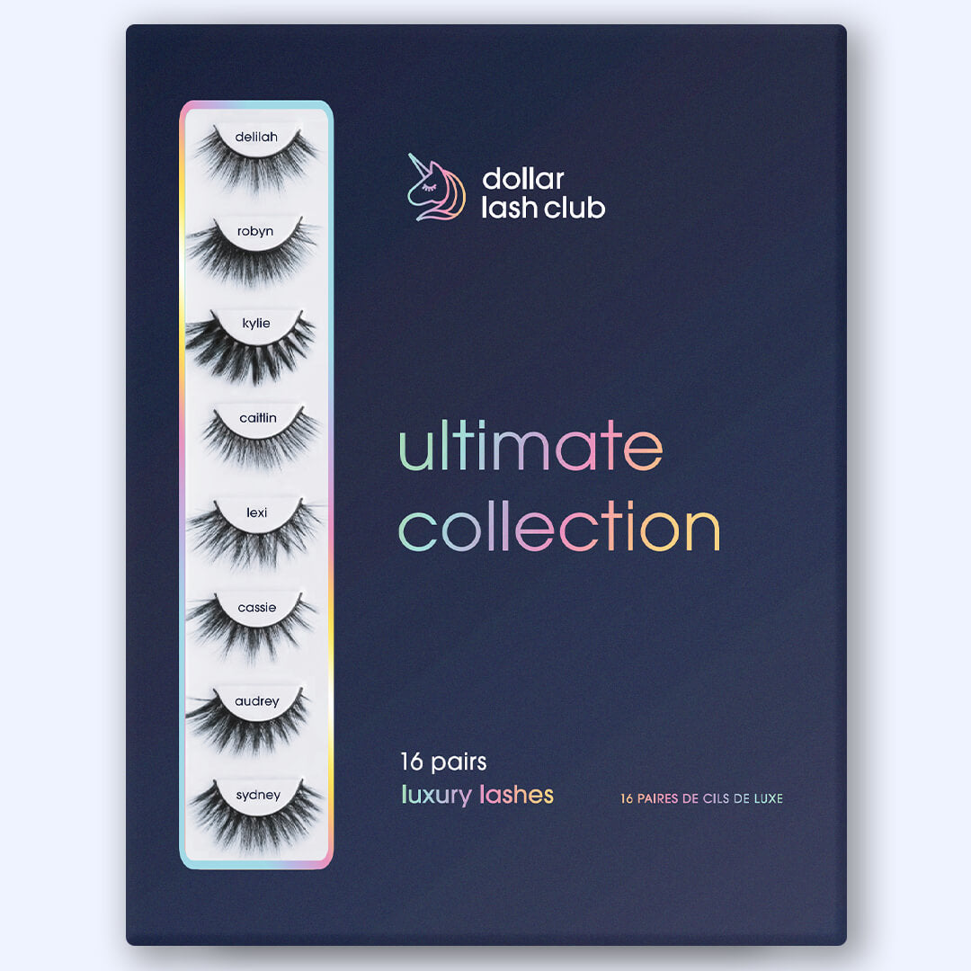 Ultimate Lash Book