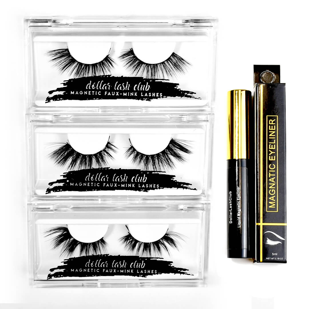 Magnetic Lash Starter Kit