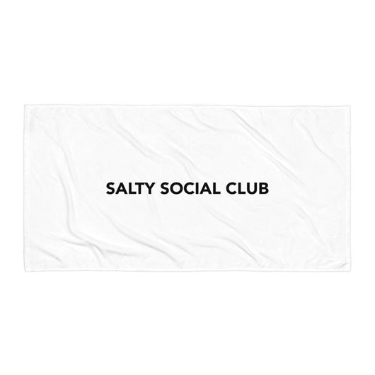 Salty Social Club Towel