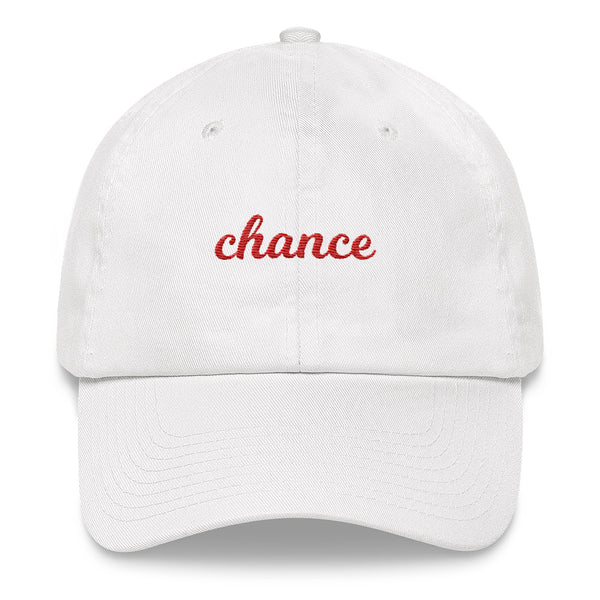 Chance Cap - White