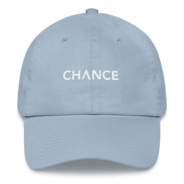 Chance Cap - Light Blue