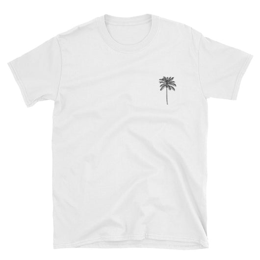 Palm Tree T-Shirt - White