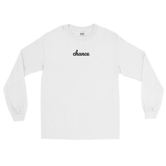 Chance Long Sleeve - White