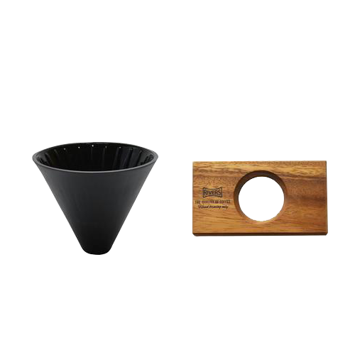 Coffee Drip Cave & Pong Set