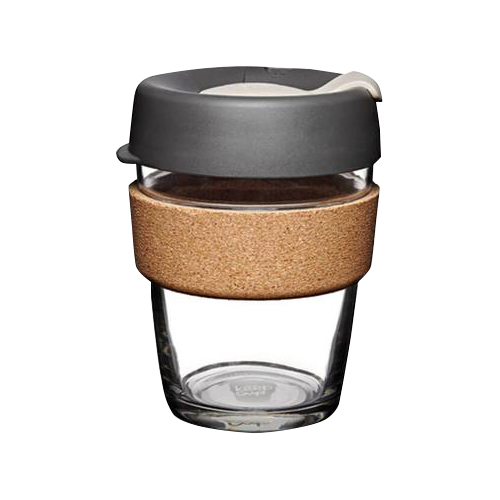 12 oz KeepCup Brew Cork Edition Press