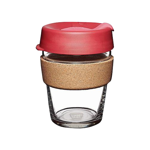 12 oz KeepCup Brew Cork Edition Thermal