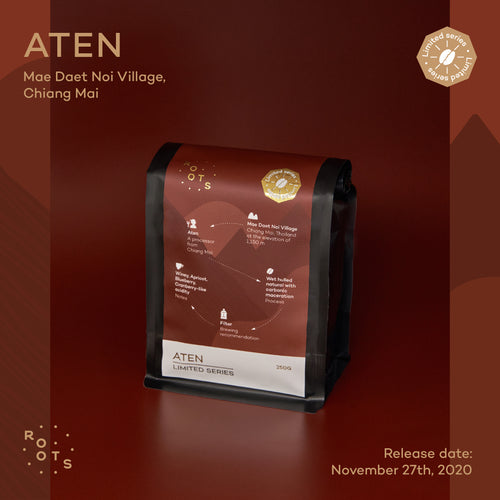 Limited coffee series subscription (6 bags)