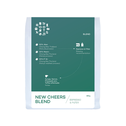 New Cheers Blend
