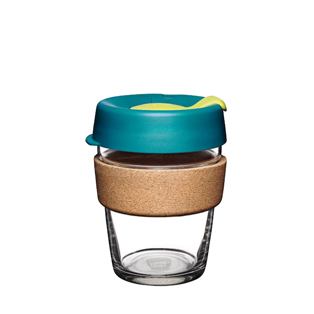 12 oz KeepCup Brew Cork Edition Turbine