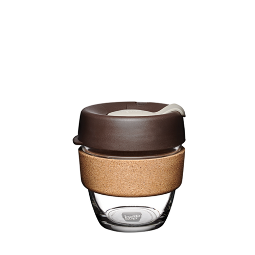 8 oz KeepCup Brew Cork Edition Almond