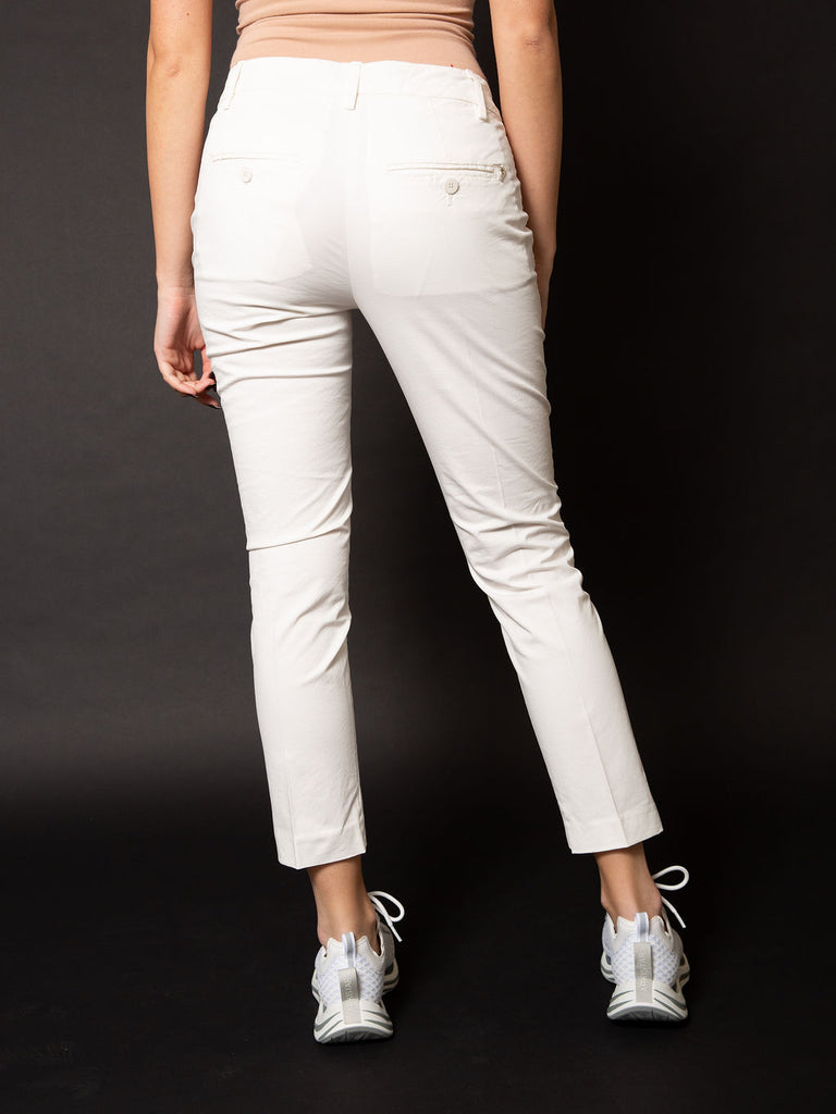 DONDUP PANTALONE PERFECT GABARDINA