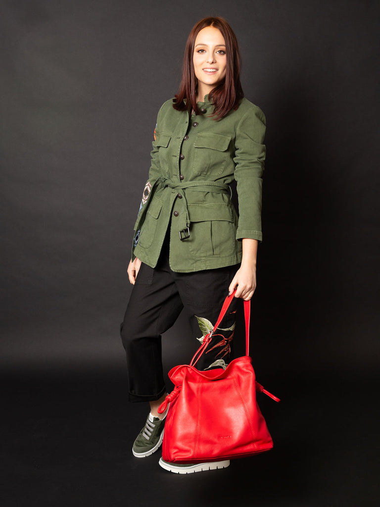 BAZAR DELUXE MILITARY JACKET
