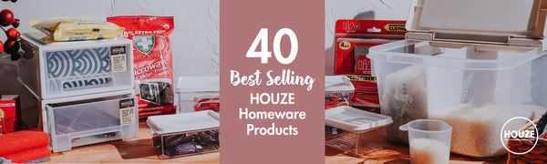 40 best-selling HOUZE homeware products to add to your Shopping Cart ASAP in 2021