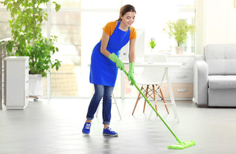 Floor Cleaning Tips and Tricks : 3 Things to Keep in Mind
