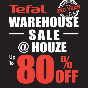 Tefal's 2020 Annual Warehouse Sales is BACK!