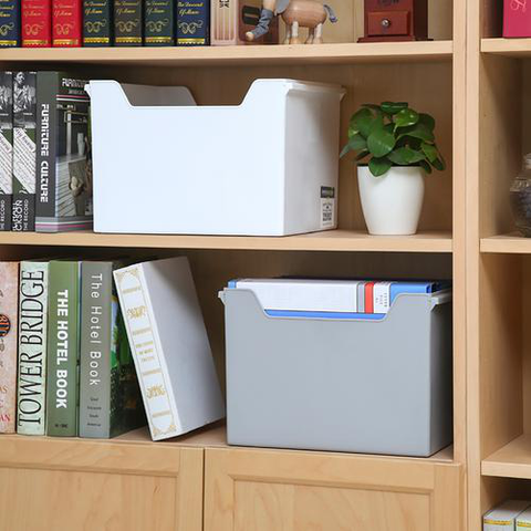 Portable All-In-One File Box