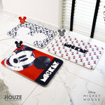 Mickey Geometric - Memory Foam Mat (Disney) - HOUZE - The Homeware Superstore