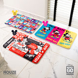 Step Here - Memory Foam Mat (Disney) - HOUZE - The Homeware Superstore