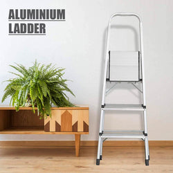HOUZE - Aluminium 5 Tier Ladder - HOUZE - The Homeware Superstore