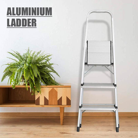 HOUZE Aluminium 6 Tier Ladder