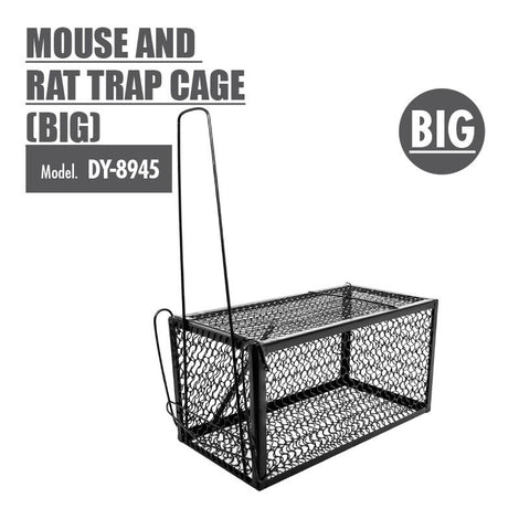 HOUZE - Mouse and Rat Trap Cage (Big) - HOUZE