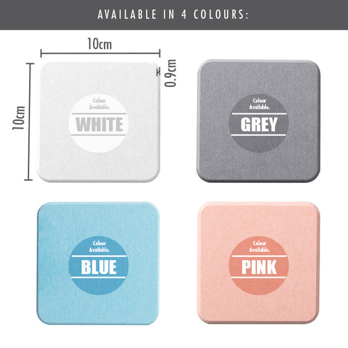 HOUZE - Diatomaceous Cup Coaster (Blue) - HOUZE - The Homeware Superstore