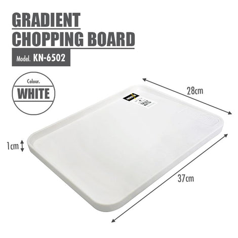 HOUZE - Gradient Chopping Board (Large: 37x28x2cm) - HOUZE - The Homeware Superstore
