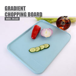 HOUZE - Gradient Chopping Board (Large: 37x28x2cm) - Blue - HOUZE - The Homeware Superstore