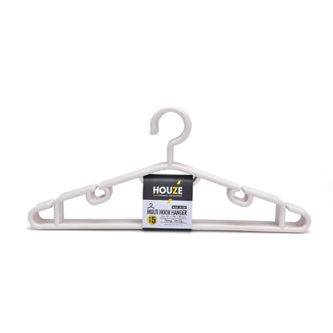 [15PCS] HOUZE Multi Hook Hanger - Bottega White - HOUZE - The Homeware Superstore