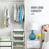 8 in 1 Folding Hanger with 360 degree Rotating Hook - HOUZE - The Homeware Superstore