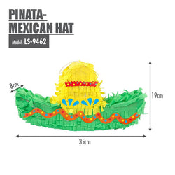 HOUZE - Pinata - Mexican Hat - HOUZE - The Homeware Superstore