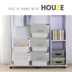 HOUZE 35L Pelican Box (Grey) - HOUZE - The Homeware Superstore