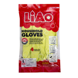 LIAO Household Gloves - Green - HOUZE - The Homeware Superstore