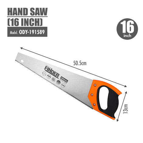 FINDER - Hand Saw (16 Inch) - HOUZE - The Homeware Superstore