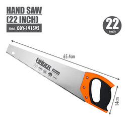 FINDER - Hand Saw (22 Inch) - HOUZE - The Homeware Superstore