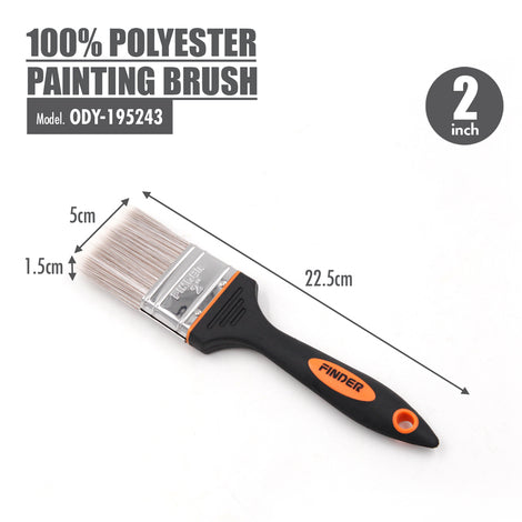 FINDER - 100% Polyester Painting Brush (2 Inch) - HOUZE - The Homeware Superstore
