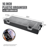 16 Inch Plastic Organiser - HOUZE - The Homeware Superstore