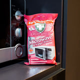 Greenshield Microwave & Fridge Freezer Wipes 70's - HOUZE - The Homeware Superstore