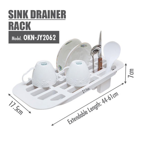 Sink Drainer Rack - HOUZE - The Homeware Superstore