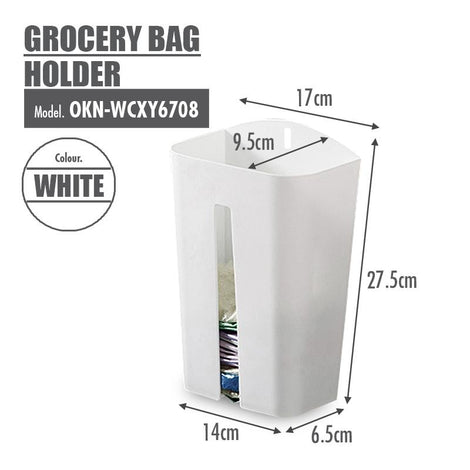 Grocery Bag Holder - HOUZE - The Homeware Superstore